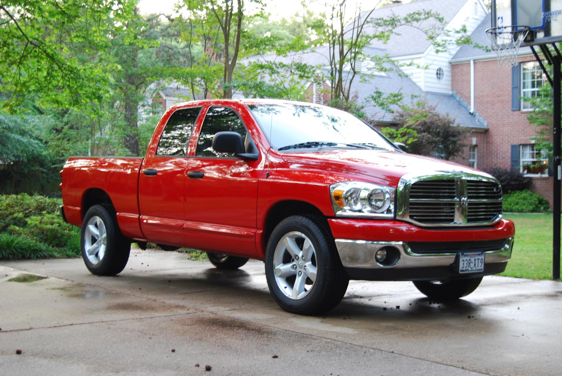 Debadged 2007 Dodge Ram Qc Dodgetalk Dodge Car Forums