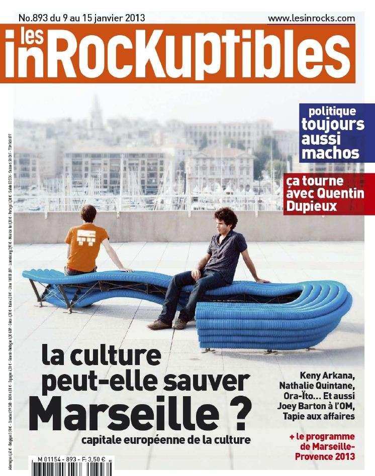 Les inRocKuptibles N°893 du 9 au 15 Janvier 2013
