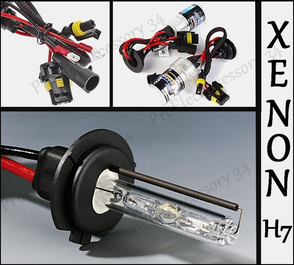 ampoule lampe feu phare de rechange pour kit xenon hid h7 8000k 35w 12v bleute ebay. Black Bedroom Furniture Sets. Home Design Ideas