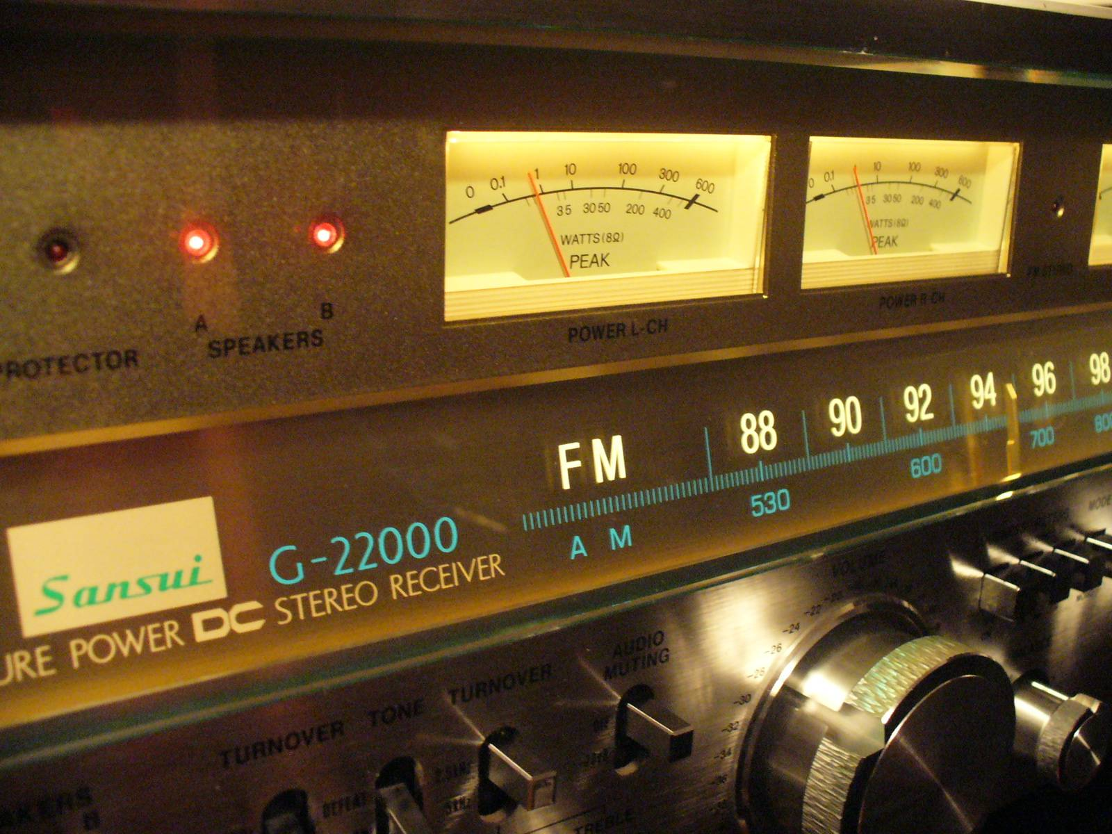 sansui guys All the equipment i have are from military guys like myself  sansui au 7900 integrated amp 3 sansui 5500 receiver/amp 4 sansui tu-717 follow ups: post a followup.