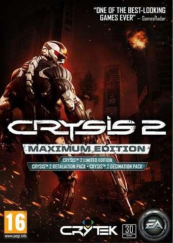 [PC] Crysis 2 Maximum Edition  - FULL ITA