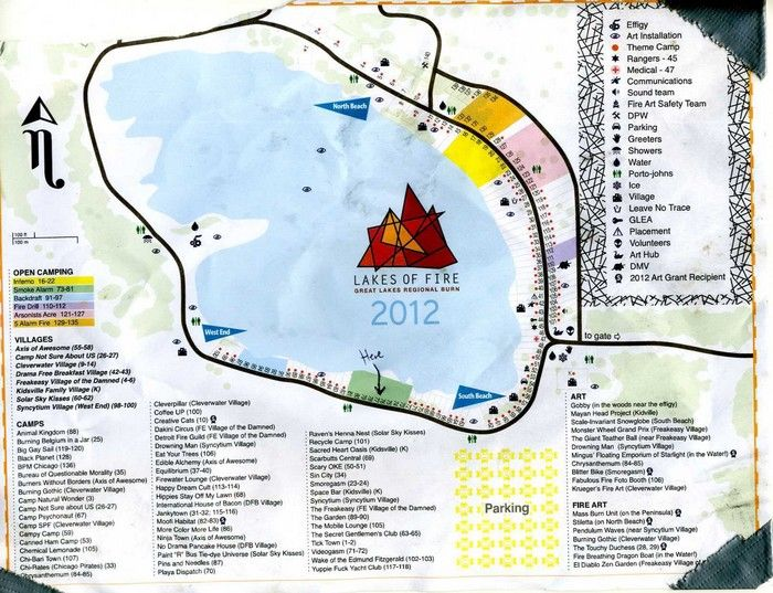 Grand Lake Fire Map.Lakes Of Fire Michigan Was On Fire When We Got There
